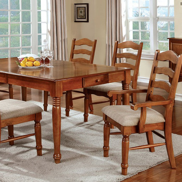 Spring Creek CM3112T Dining Table By Furniture Of AmericaBy sofafair.com