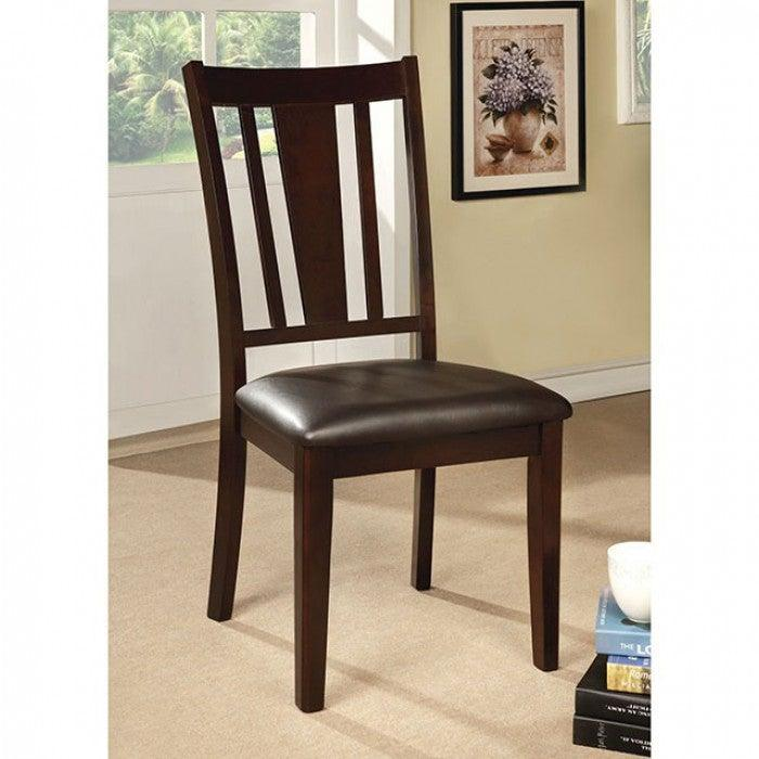 Bridgette CM3325SC-2PK Side Chair (2/Box) By Furniture Of AmericaBy sofafair.com