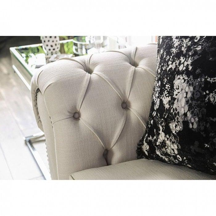 Gilda SM2292-LV Love Seat By Furniture Of AmericaBy sofafair.com