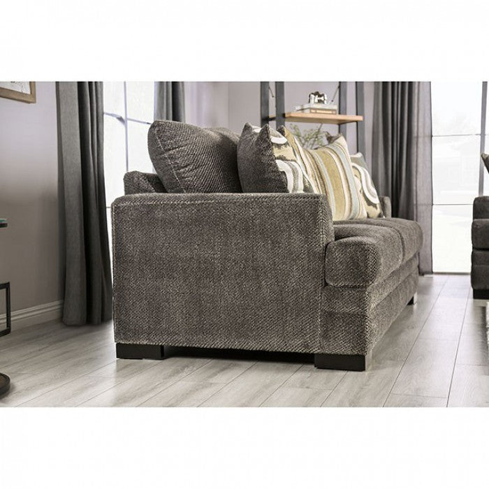 Taliyah SM3080-SF Sofa By Furniture Of AmericaBy sofafair.com