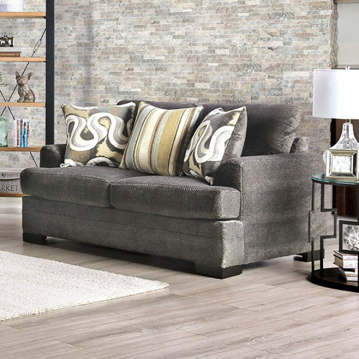 Taliyah SM3080-LV Love Seat By Furniture Of AmericaBy sofafair.com