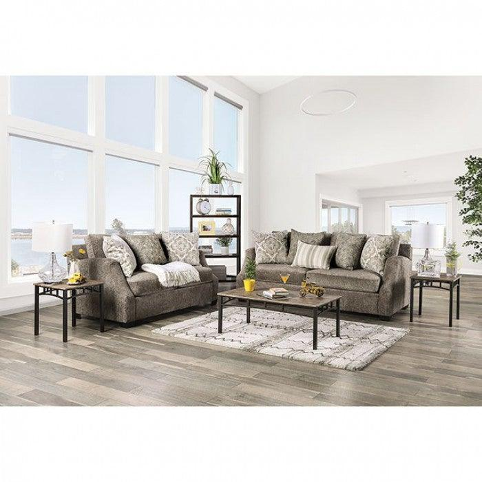 Laila SM3082-SF Sofa By Furniture Of AmericaBy sofafair.com