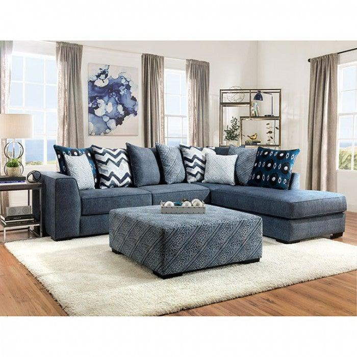 Brielle SM5146 Sectional By Furniture Of AmericaBy sofafair.com