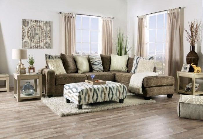 Kempston SM5155 Sectional By Furniture Of AmericaBy sofafair.com