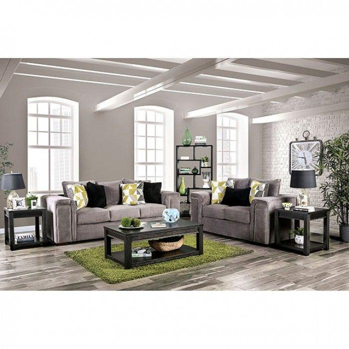Bradford SM6154-LV Love Seat By Furniture Of AmericaBy sofafair.com