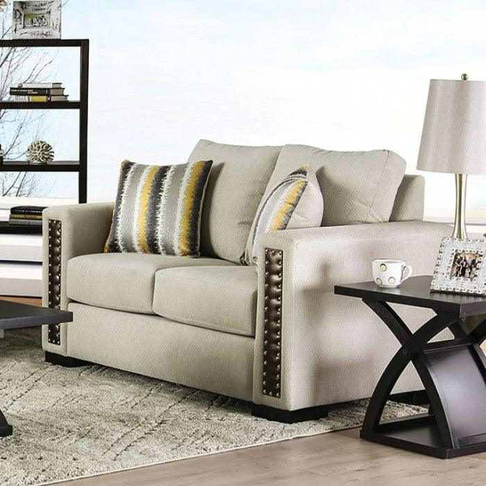 Chubbuck SM6421-LV Love Seat By Furniture Of AmericaBy sofafair.com
