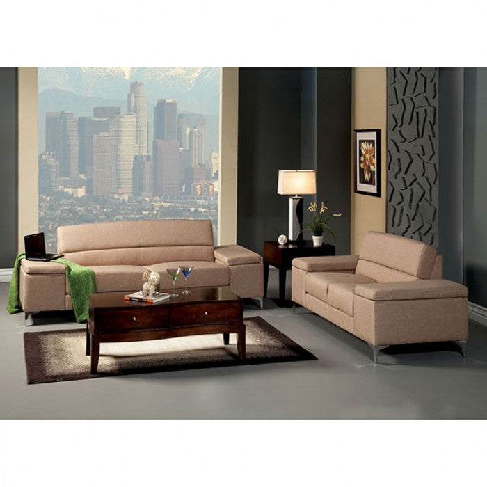 Rhodes SM6605-LV Love Seat By Furniture Of AmericaBy sofafair.com