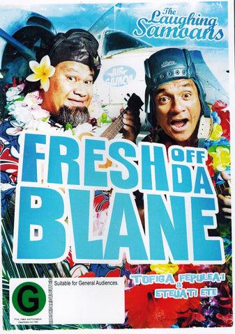 Laughing Samoans: Fresh Off Da Blane