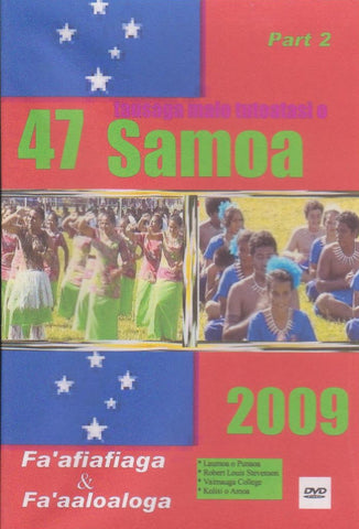 Samoa 47 Independence Part 2