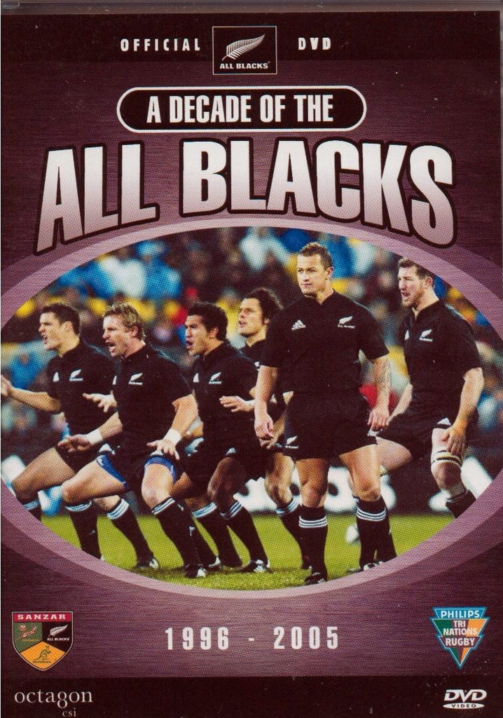Decade of the All Blacks
