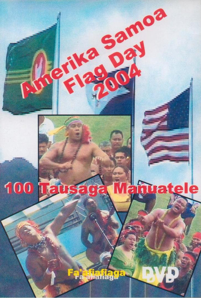 Amerika Samoa Flag Day 2004 Part 1