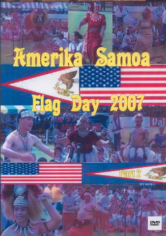 Amerika Samoa Flag Day 2007 Part 2