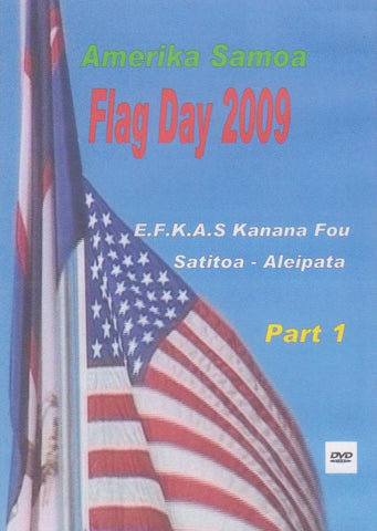 Amerika Samoa Flag Day 2009 Part 1