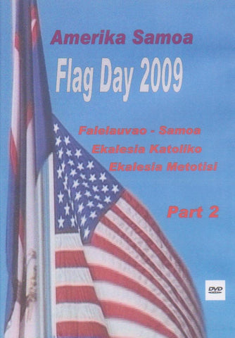 Amerika Samoa Flag Day 2009 Part 2