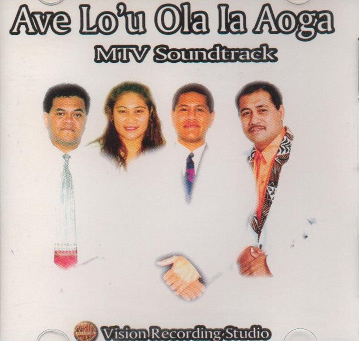 Ave lo'u ola ia aoga: MTV Soundtrack