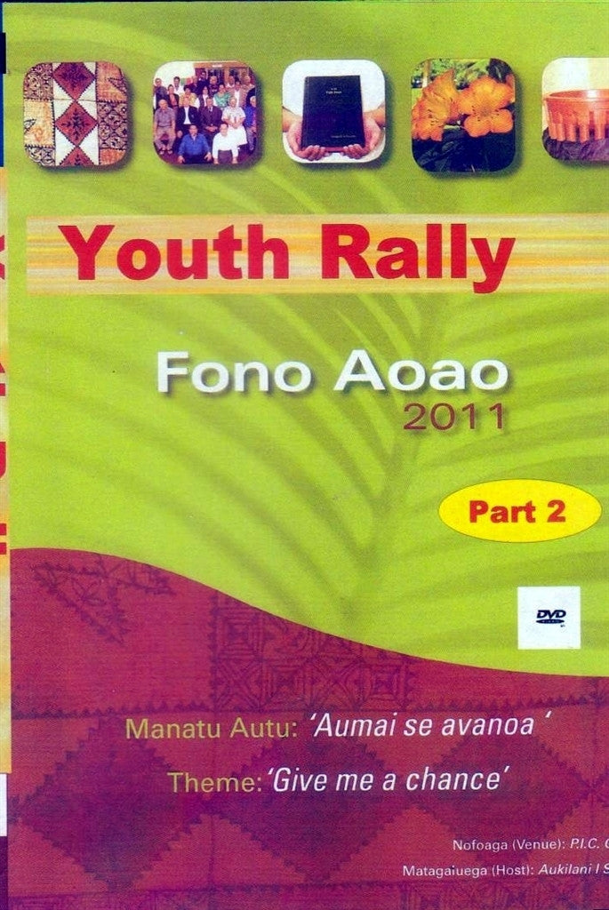 Fono Aoao Part 2: Youth Rally