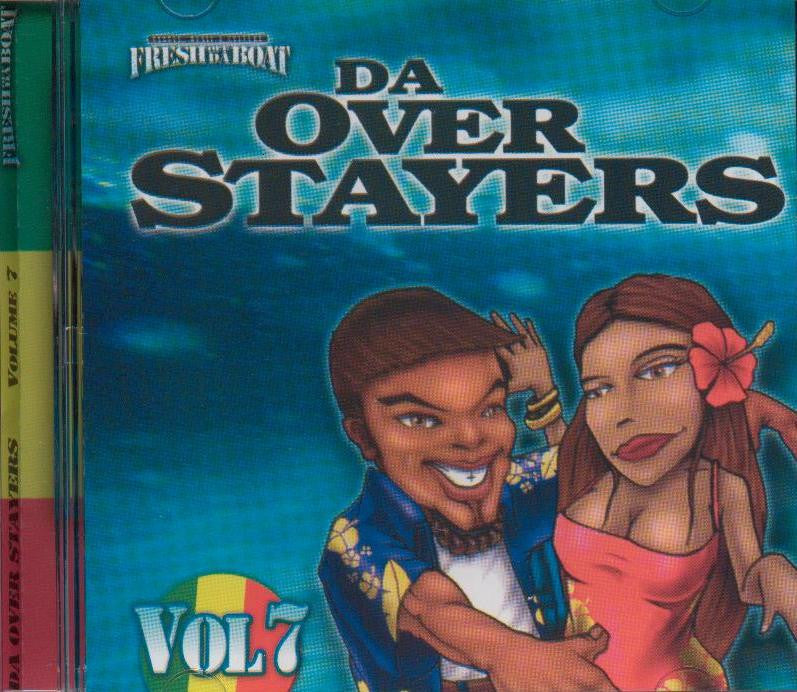 Fresh of the Boat Volume 7: Da over Stayer