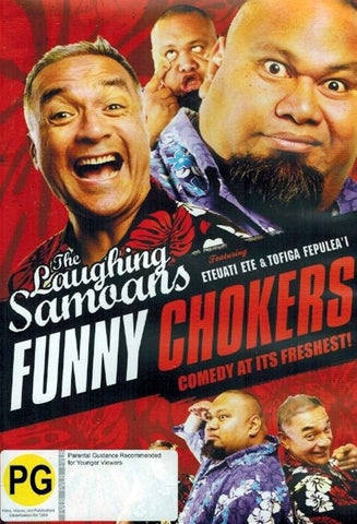 Laughing Samoans: Funny Chokers