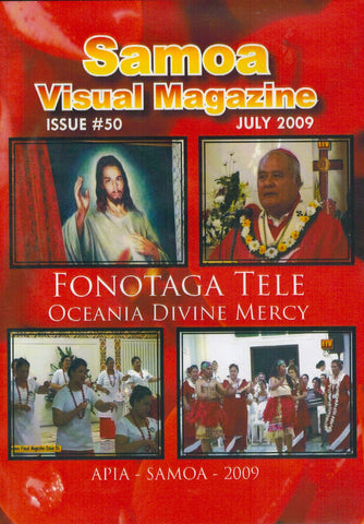 Samoa Visual Magazine Issue 50