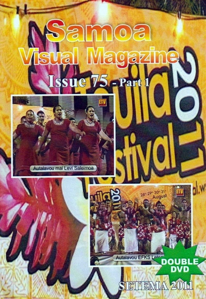 Samoa Visual Magazine Issue 75