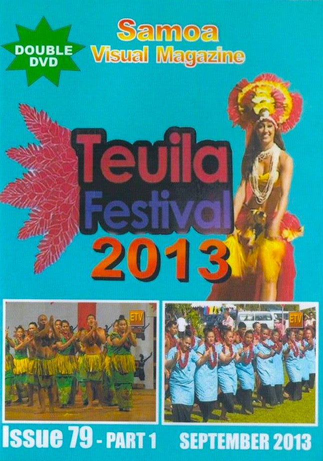 Teuila Festival 2013 Part 1 (Visual Magazine Issue 79 Part 1)