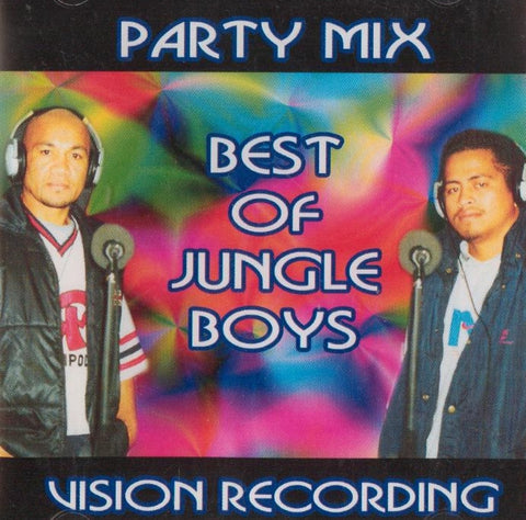 Best of Jungle Boys: Party Mix