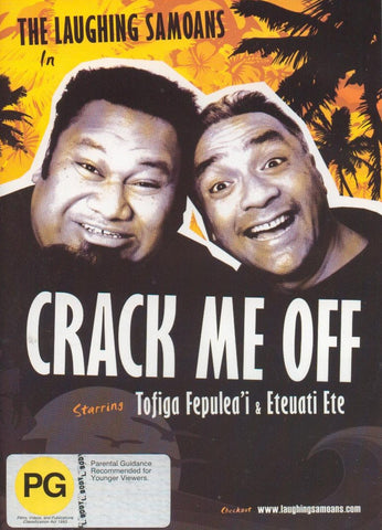 Laughing Samoans: Crack Me Off