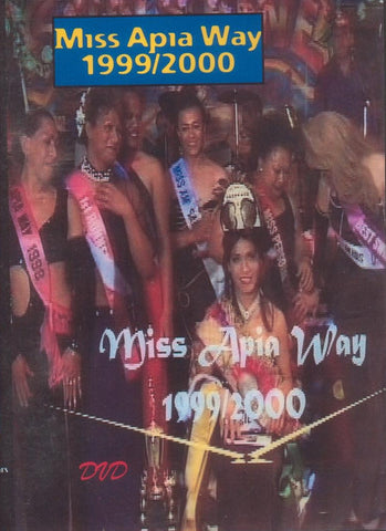 Miss Apia Way 1999/2000
