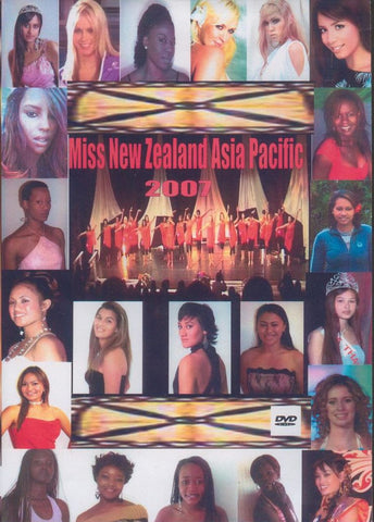 Miss NZ Asia Pacific 2007