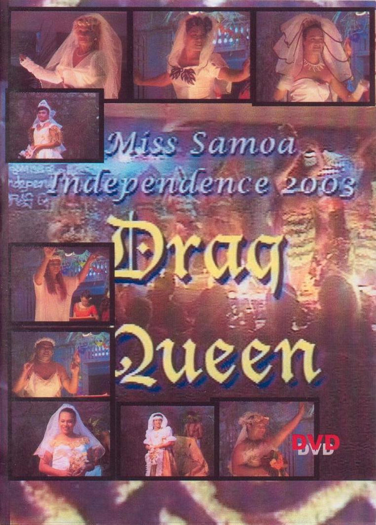 Miss Samoa 2003 Drag Queen
