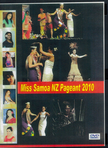 Miss Samoa NZ Pageant 2010