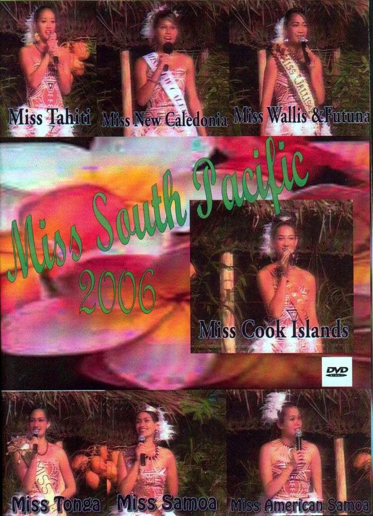 Miss South Pacific 2006