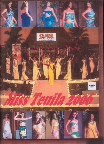 Miss Teuila 2006
