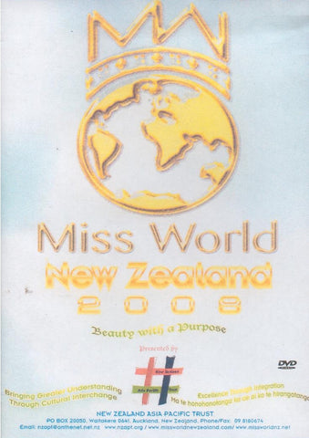 Miss World NZ 2008