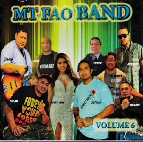 Mt Fao Band Volume 6