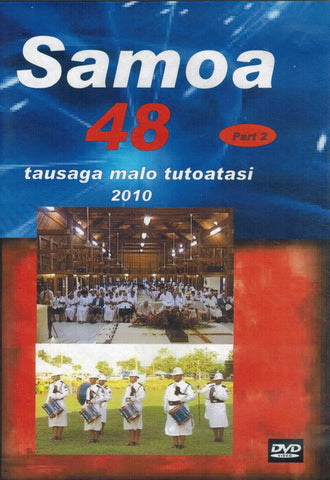 Samoa 48 Independence 2010 Part 2