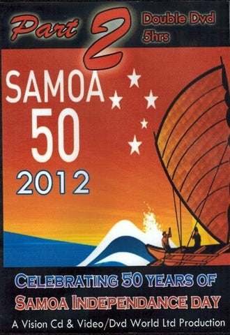Samoa Independence 50 2012: Part 2