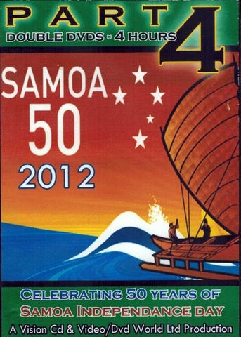 Samoa Independence 50 2012: Part 4