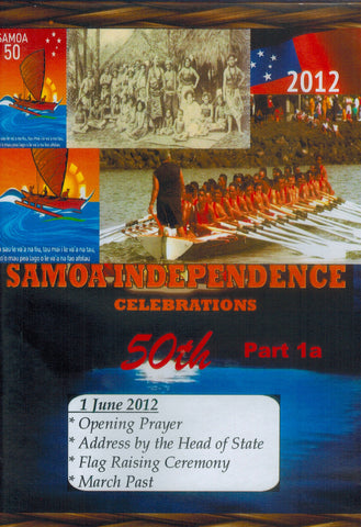 Samoa Independence 50 Part 1a