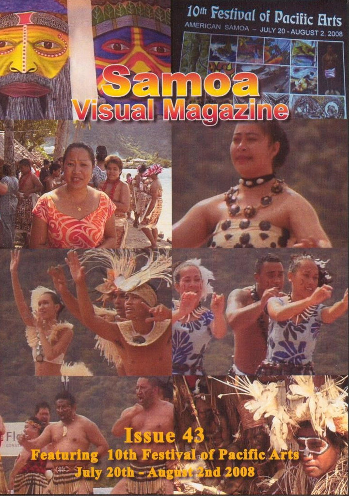 Samoa Visual Magazine Issue 43