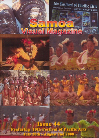 Samoa Visual Magazine Issue 44