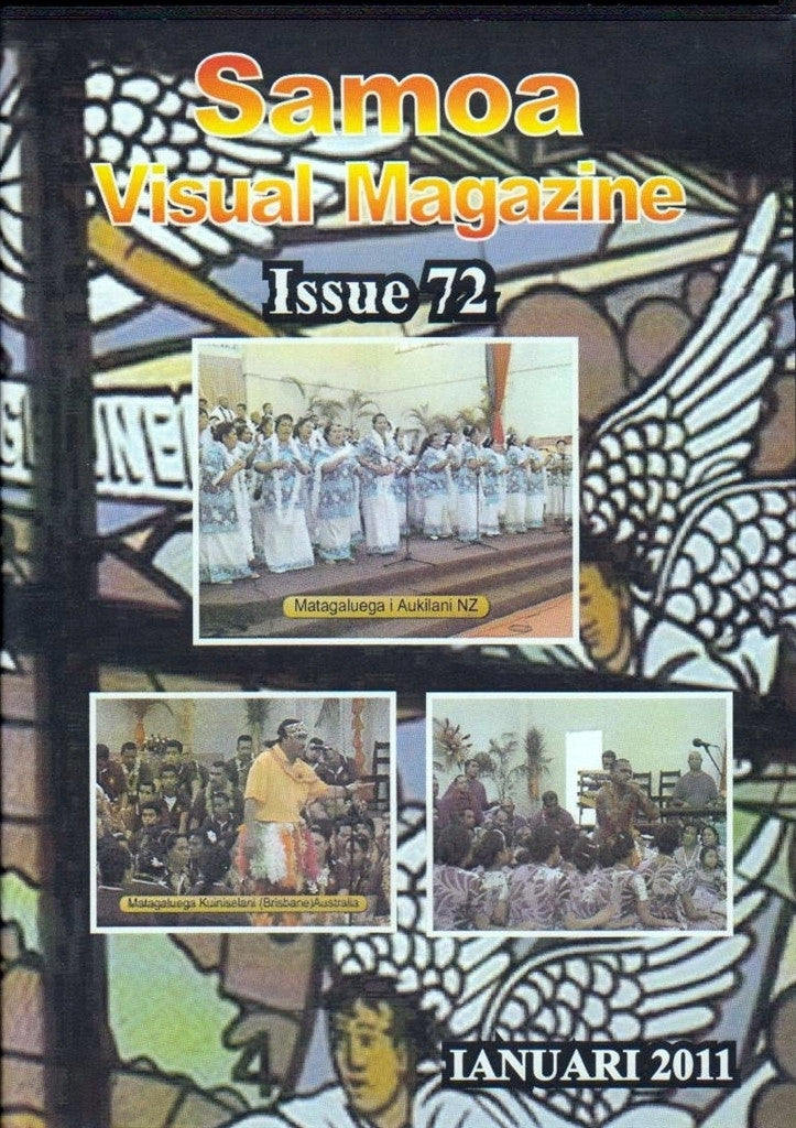Samoa Visual Magazine Issue 72