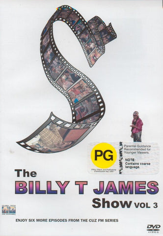 Billy T James Show Volume 3