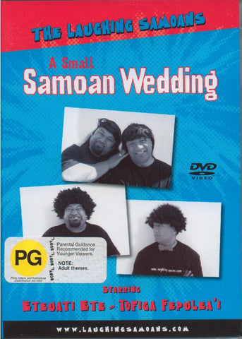 Laughing Samoans: Samoan Wedding