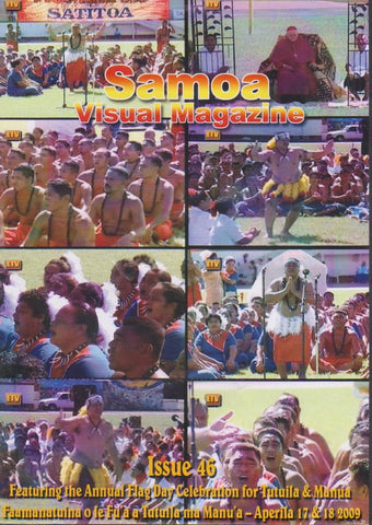 Samoa Visual Magazine Issue 46