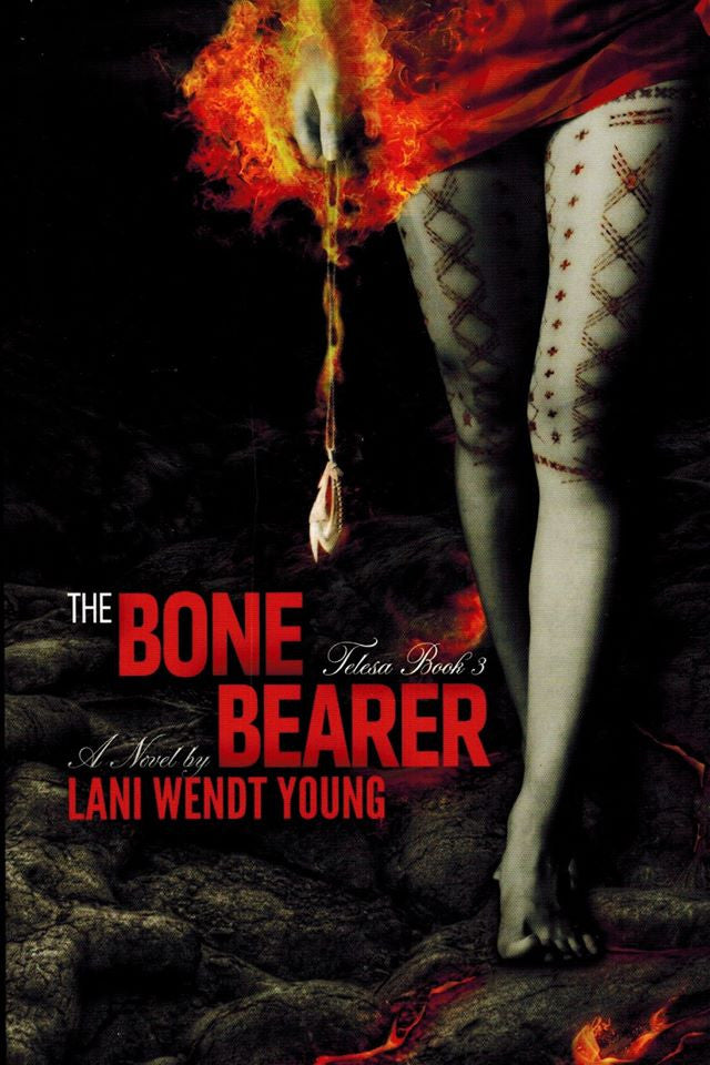 Bone Bearer (Telesa #3) by Lani Wendt Young