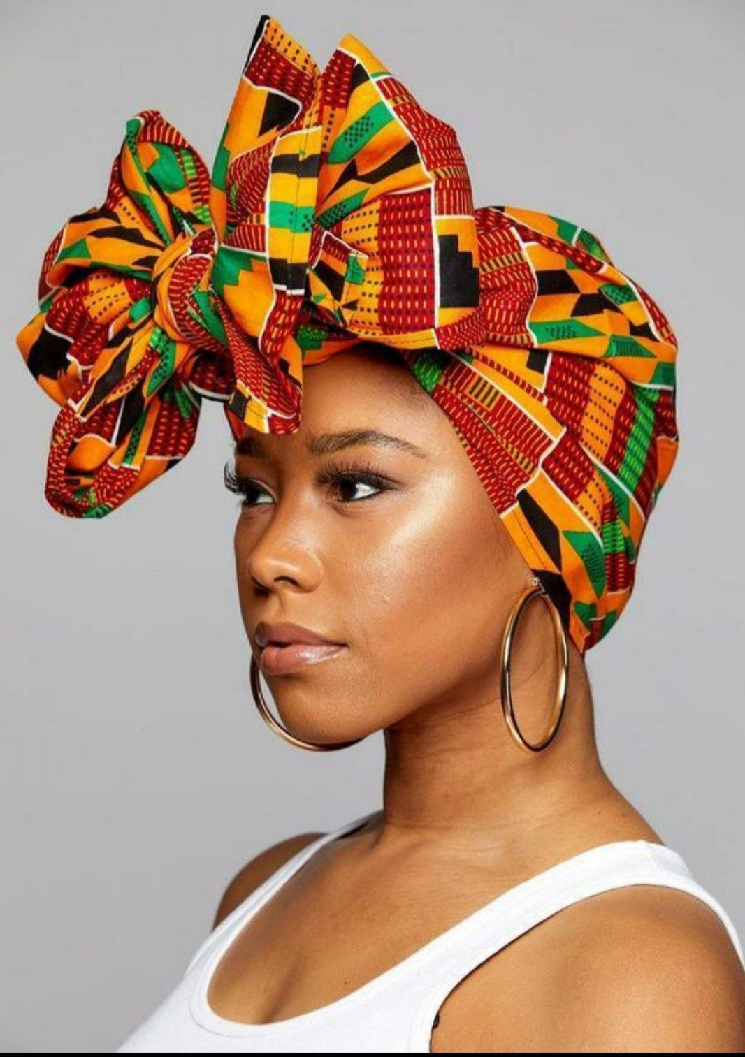 WAA- Ankara Head Wraps - waafashion
