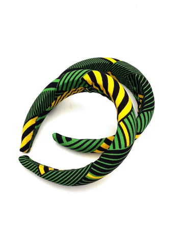 WAA- Ankara Halo Headband - waafashion