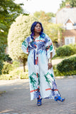 WAA- Lagos Bubu Jumpsuit - waafashion