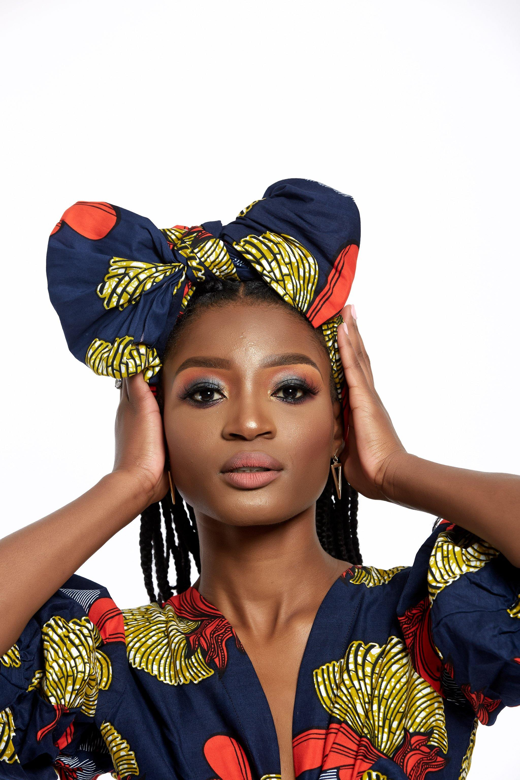 WAA- Ankara Head Wraps